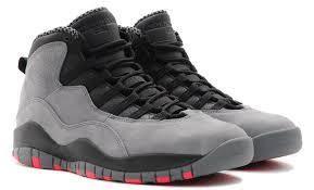 "Jordan 10 Retro ""Cool Grey"" - New"