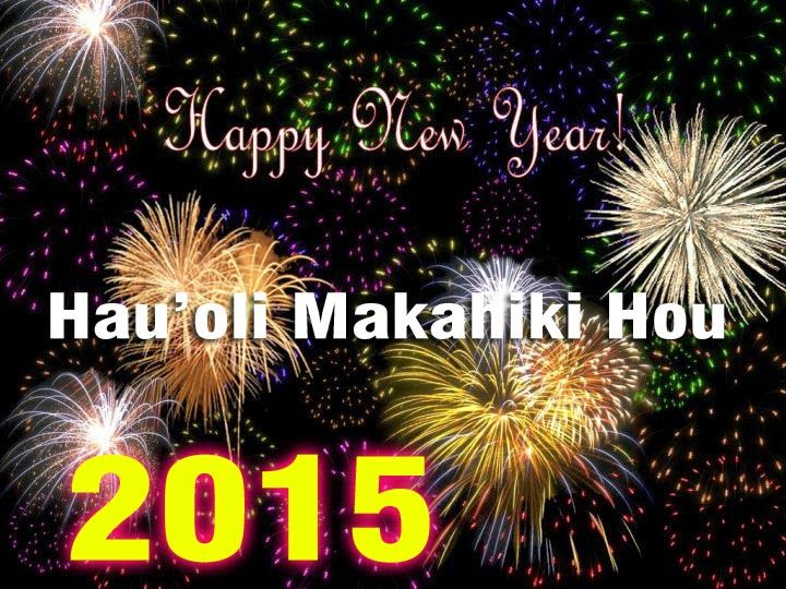 happy new year 2015 greetings messages in hawaiian happy new year 2015 wallpaper