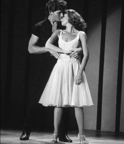 Johnny Castle + Baby (Dirty Dancing)