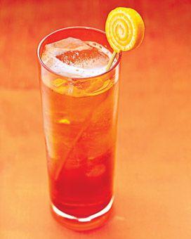 Oranje drankje