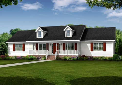 1000 images about ranch single story home exteriors on for Custom ranch home builders maryland