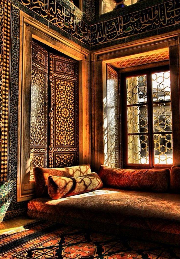Topkapı Sarayı (Istanbul, Turkey)