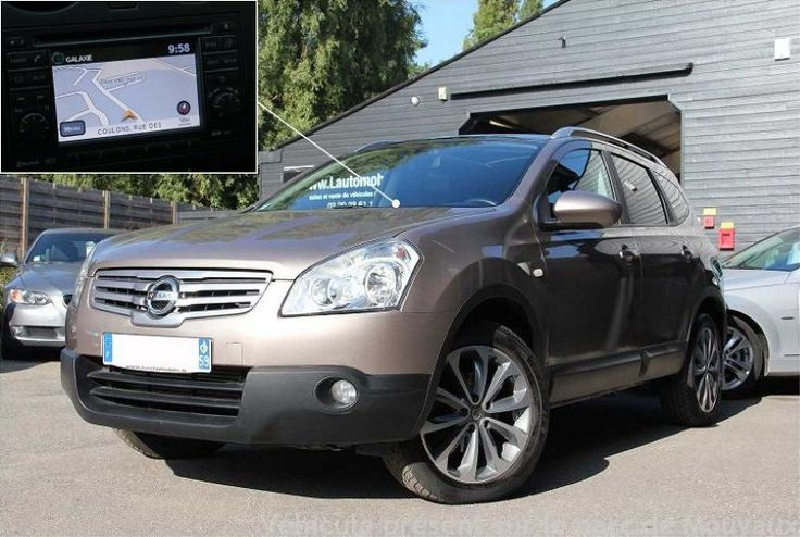 OCCASION NISSAN QASHQAI+2 (2) 1.5 DCI 103 CONNECT EDITION