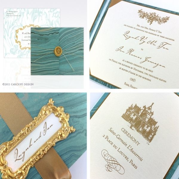 Carlton Cards Wedding Invitations: 13 Best Acrylic Invitation Trend Images On Pinterest