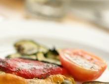 Recette Légumes grillés au barbecue, notre recette Légumes grillés au barbecue - aufeminin.com