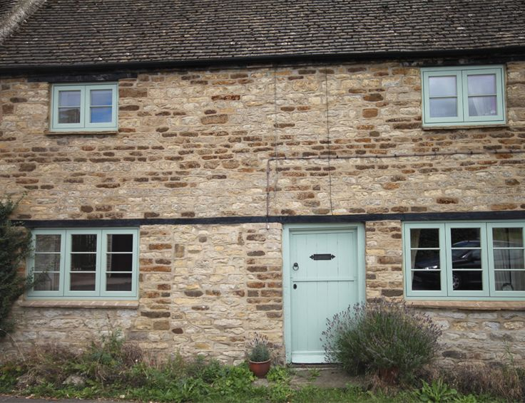 Timber Windows with Wooden Frames