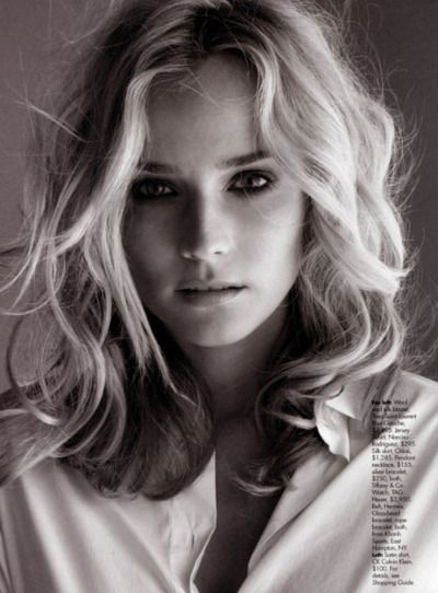 Diane Kruger is a German-American actress and former fashion model. She is known for roles such as Helen in Troy, Dr. Abigail Chase in National Treasure
