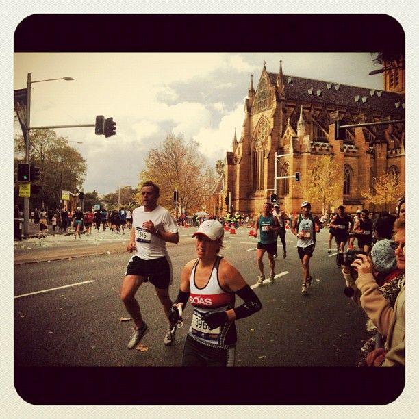 Instagram - Sydney Morning Herald Half Marathon