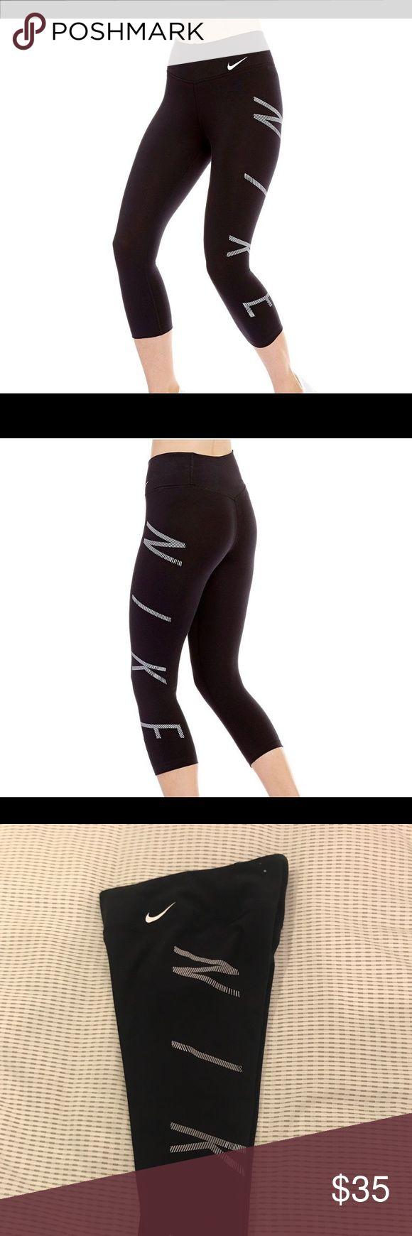 Nike Dry Training Capris Size Small NWT Nike Dry Training Capris Size Small NWT Nike Pants Capris