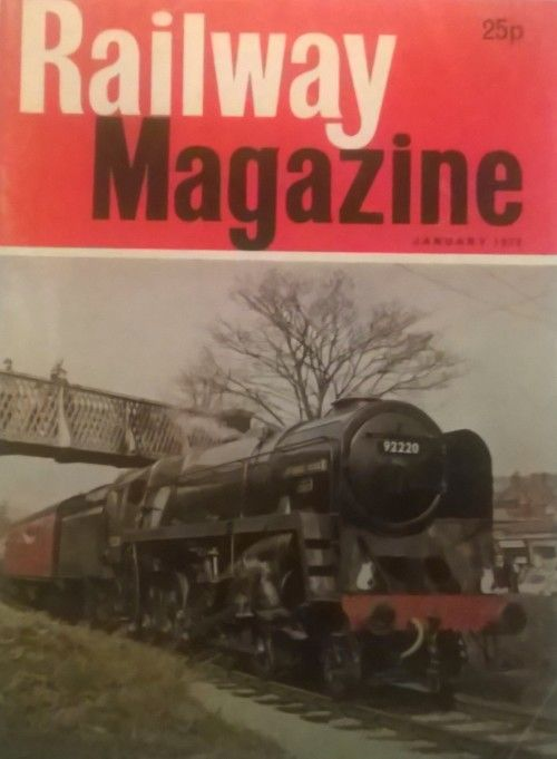 Buy 15 x Vintage, Railway Magazines. Various Dates for R180.00