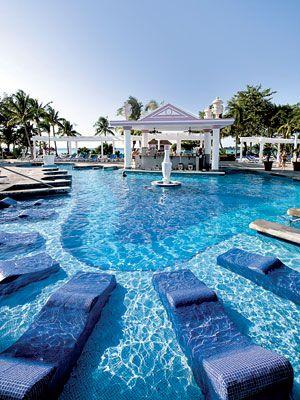 Hotel Riu Palace Tropical Bay, Negril, Jamaica