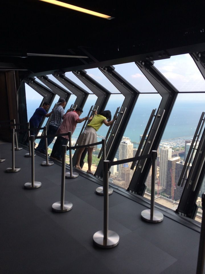 The thrilling new feature that will forever change the way visitors see Chicago.  EXPERIENCE TILT, CHICAGO'S NEW MUST-SEE ATTRACTION [VIDEO]