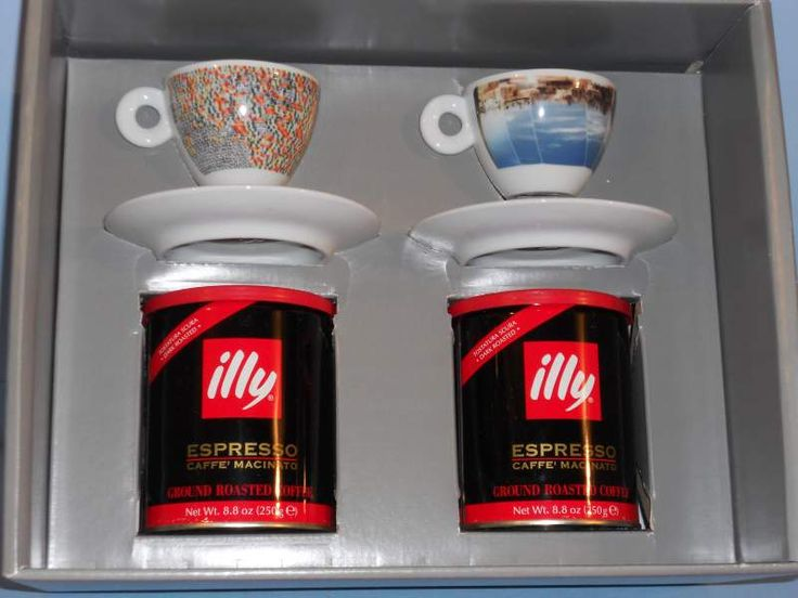 Illy collection ps1 2001-2- tazze cappuccino 6