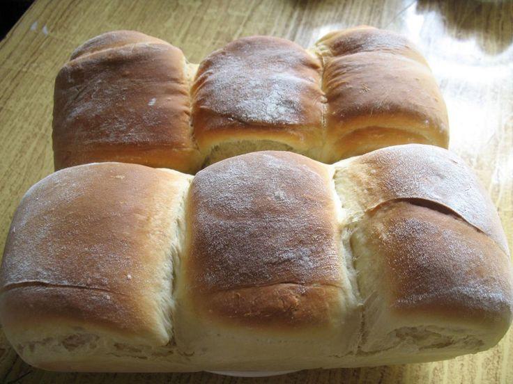 Японский вкусный хлеб