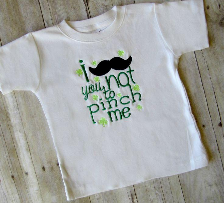 Boys St Patrick's Day Shirt - St Patric's Day Shirt - St. Patty's Day - Shamrock Shirt - Irish Shirt by KateandLulu on Etsy https://www.etsy.com/listing/177823602/boys-st-patricks-day-shirt-st-patrics