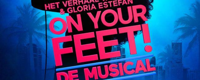 Audities: Muzikanten gezocht voor On Your Feet! #musicals #theater