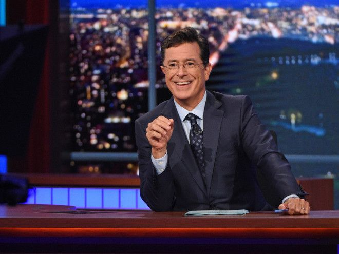 Stephen Colbert Predicted the Plot of The Force Awakens