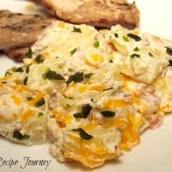 One Pan Baked Potato Casserole by My-Recipe-Journey