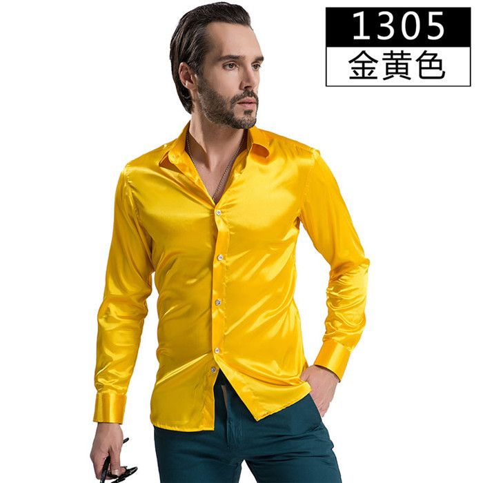 Amazoncom: silk shirts men: Clothing, Shoes & Jewelry
