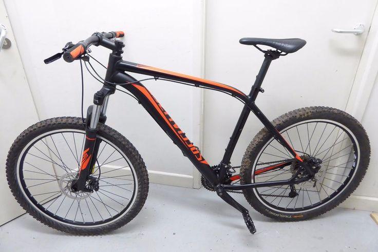 "Specialized Rockhopper 21"" Mens Mountain Bike 1901223 #Specialized"