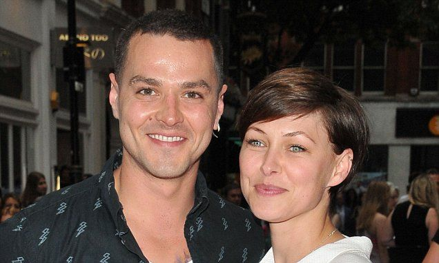 Emma Willis and Busted rocker husband Matt to become parents for third time | Daily Mail Online