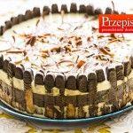 ODŚWIĘTNE CIASTO BEZ PIECZENIA Z GALARETKAMI - sprawdzony przepis na idealne ciasto na specjalne okazje (urodziny, imieniny, komunie, chrzciny, wesela).