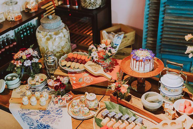 Baba and Nyonya: Modern Peranakan Wedding Inspiration ...