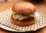 Chur Burger, Beauchamp Lane Surry Hills