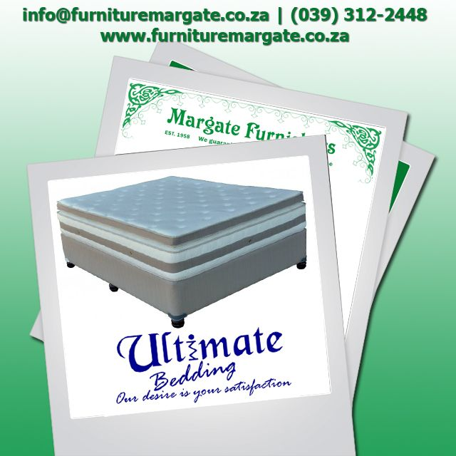 With iconic brands like @UltimateBedding you know you will find the #bed you are looking for at @Mfurnishers! #Wherethemagichappens
