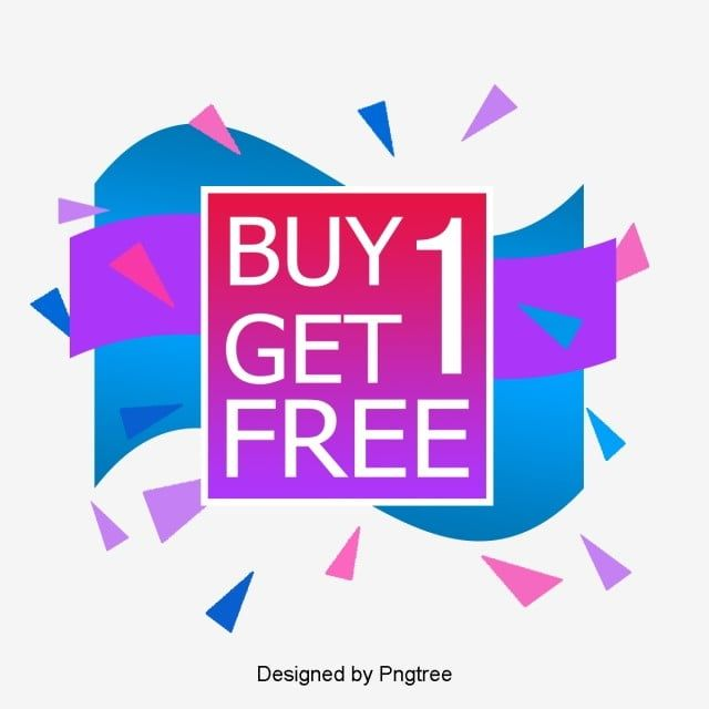 Modern Fashion Buy 1 Get 1 Free Promotion Tag Modern Simple Cartoon Png Transparent Clipart Image And Psd File For Free Download Buy 1 Get 1 Fashion Buy Templates Free Design