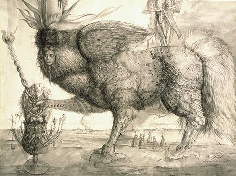 Surrealism and Visionary art: Ernst Fuchs