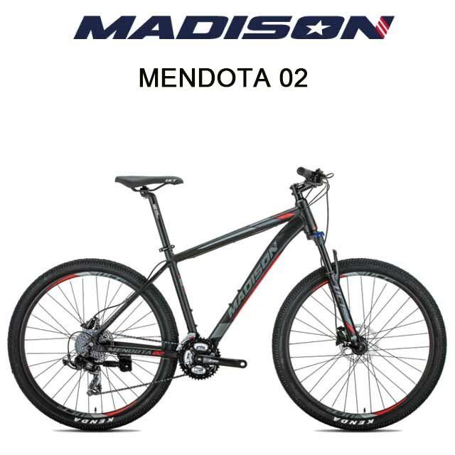 리뷰 완조립 2020 매디슨바이크 멘도타02 27 5인치 24단 유압디스크 브레이크 알루미늄 Mtb 자전거 자전거 자전거바퀴 바퀴