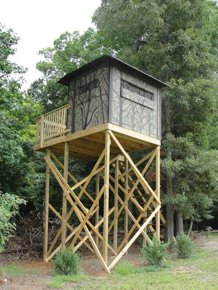 Pin On How To Build A Deer Hunting Shack