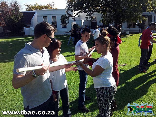 Allan Gray Amazing Race Team Building Cape Town