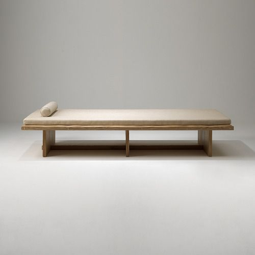 Blank Daybed
