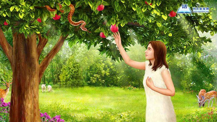 夏娃,亞當,囑咐,主耶穌的再來,全能神
