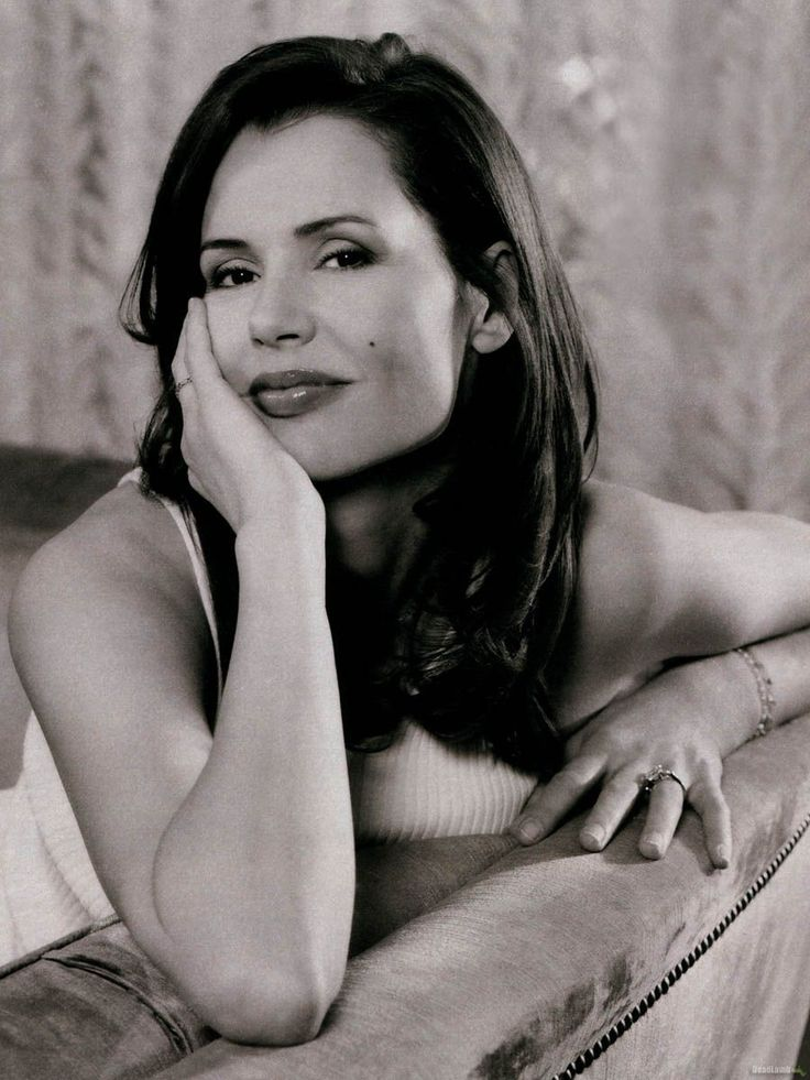 43 Best Style Icons/ Geena Davis Images On Pinterest