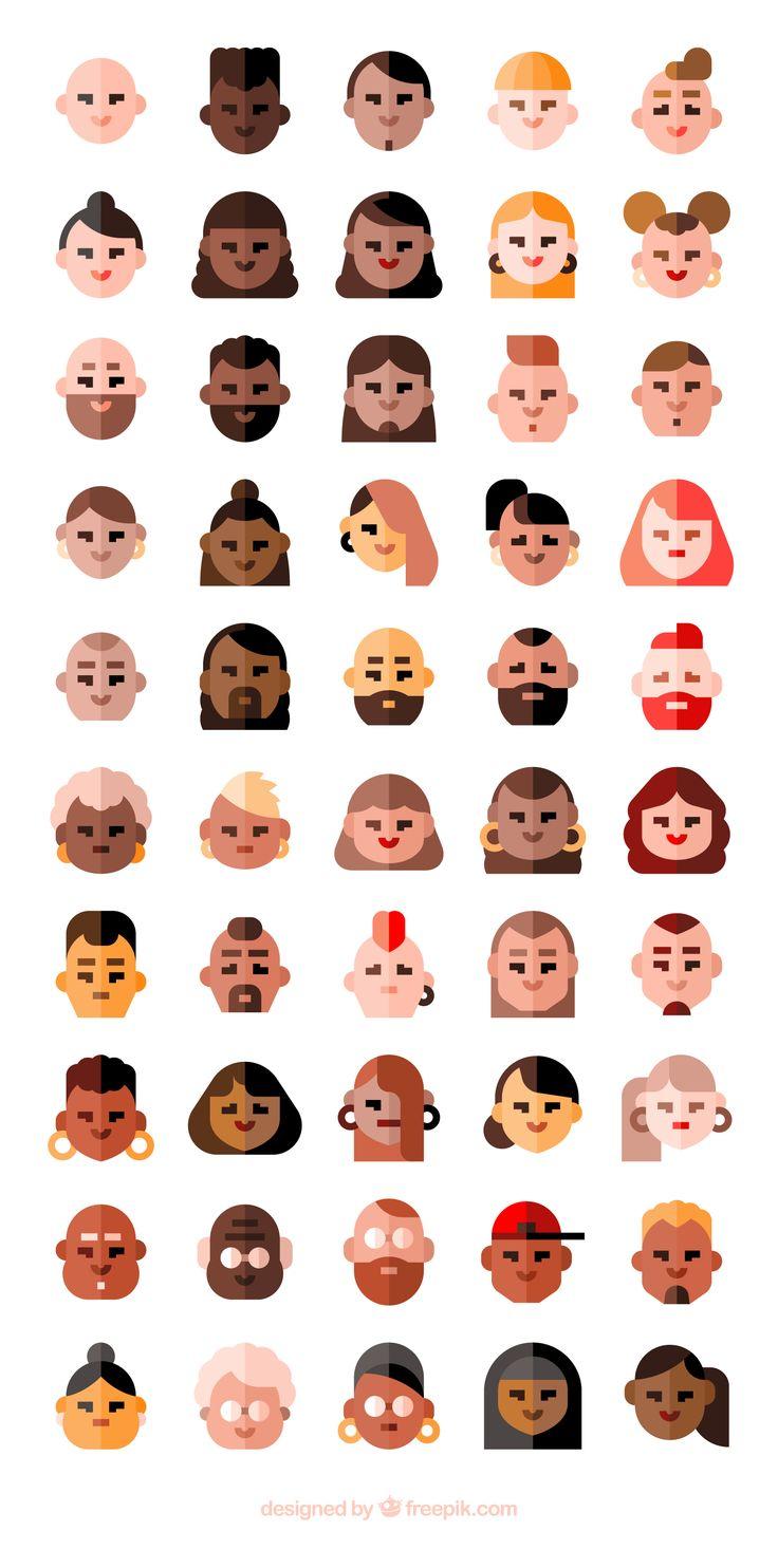 50 FREE Avatar icons! Flaticon.
