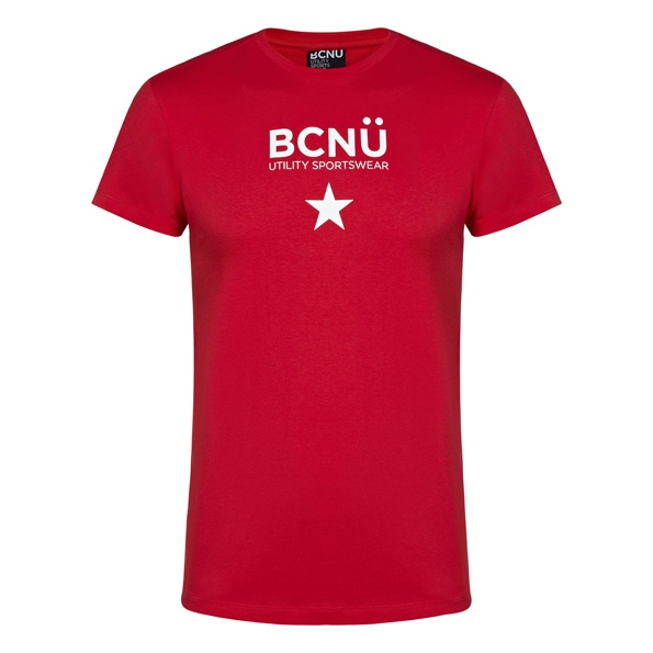 Cool and light weight this super cool utiliTEE has been designed for everyday use. Sporty, functional and versatile it can be worn day-time, night-time and play-time. Dress it up, dress it down, you'll look great in this classic Tee. Features curved design on front and back with our distinctive BCNÜ Utility Sportswear Logo in contrasting colour. AUD 49.00