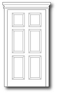 Poppyst&s Grand Madison Door die  sc 1 st  Pinterest & 51 best braylee images on Pinterest | Printables Templates and ...