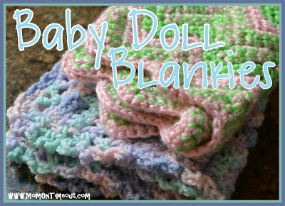 Crochet Pattern For Doll Blanket : DOLL BLANKET CROCHET PATTERNS CROCHET