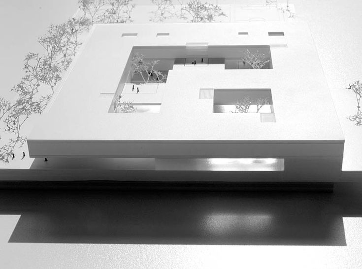 "SOLID architecture - competition entry for ""Bildungscampus Aspern Vienna"" - www.solidarchitecture.at"