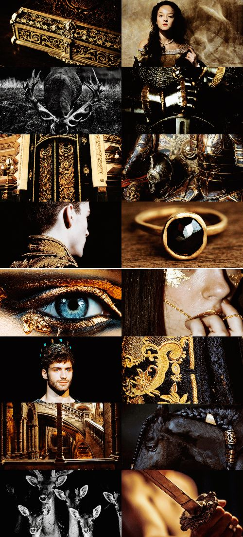a song of ice and fire aesthetics:  HOUSE B A R A T H E O N