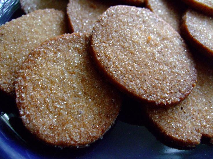 Speculaas Koekjes (Dutch Spice Cookies)