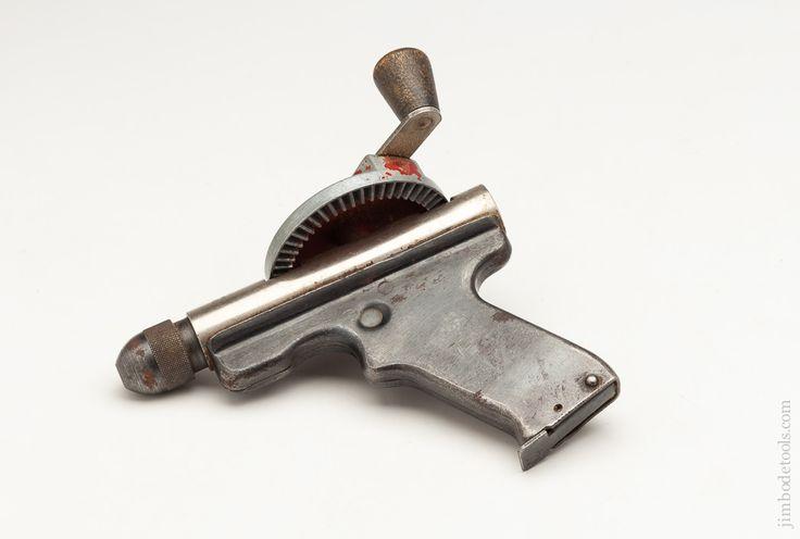 Vintage Hand Drills 6