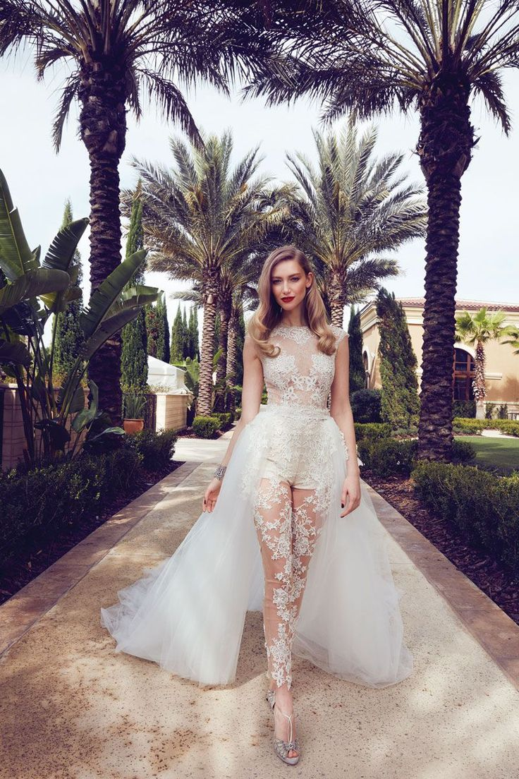 Glamorous Wedding Dresses Designed To Make A Statement | Weddingbells