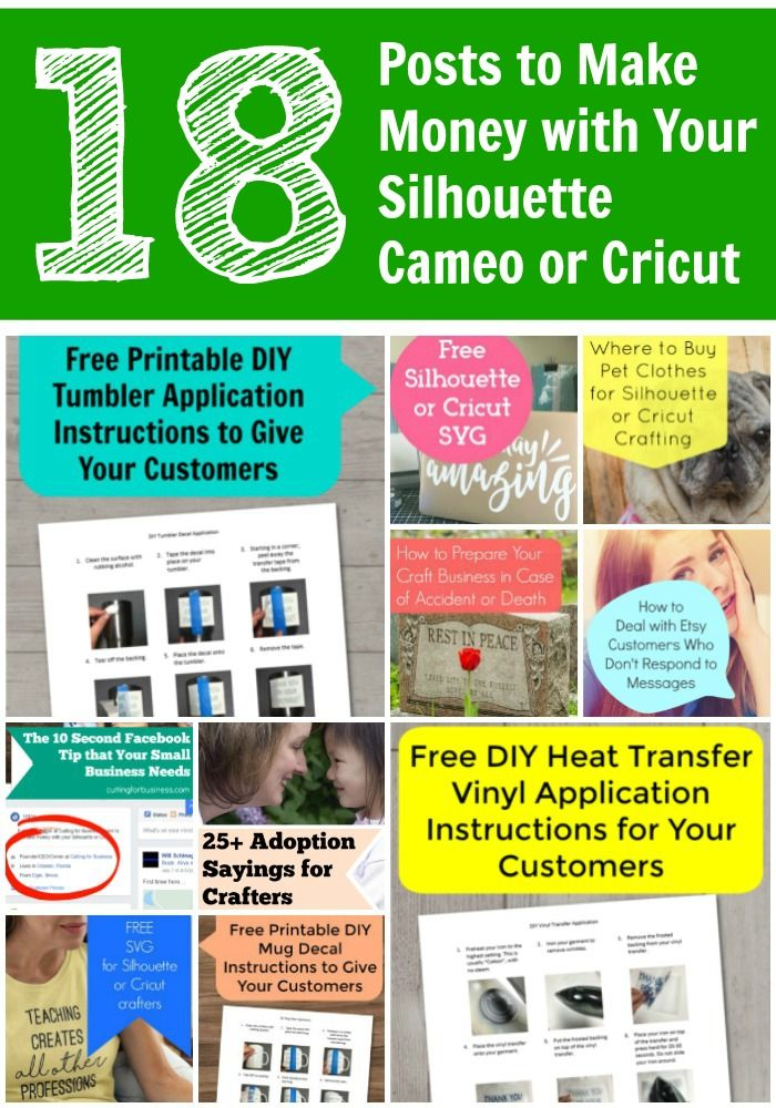 Best SILHOUETTE Images On Pinterest Silhouette Machine - How to make vinyl decals with cricut explore air
