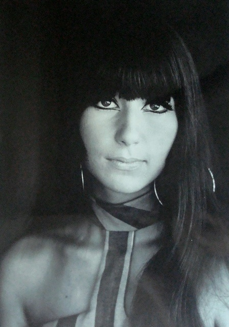 Cher in the 1960's