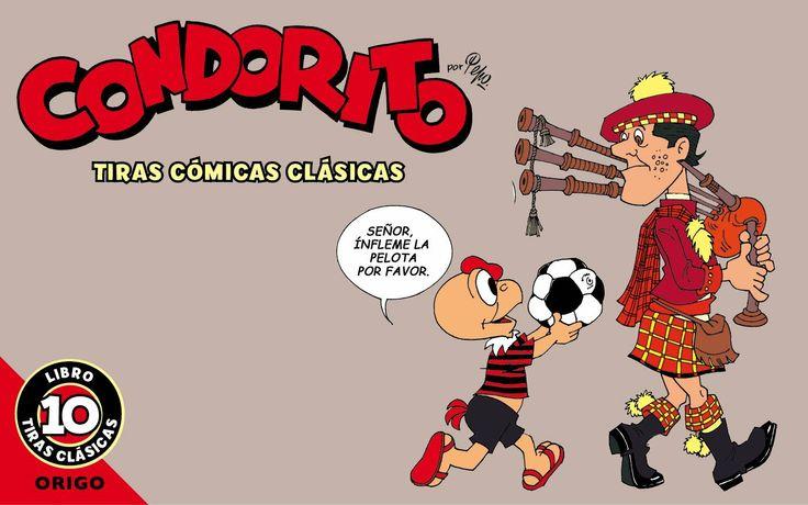 Condorito en Kindle http://hlk.cl/1iH4W6w