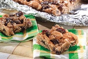 Dr. Oz Post Shredded Wheat Grab'n Go Peanut Butter Bars. Everything is better with peanut butter, a must try.